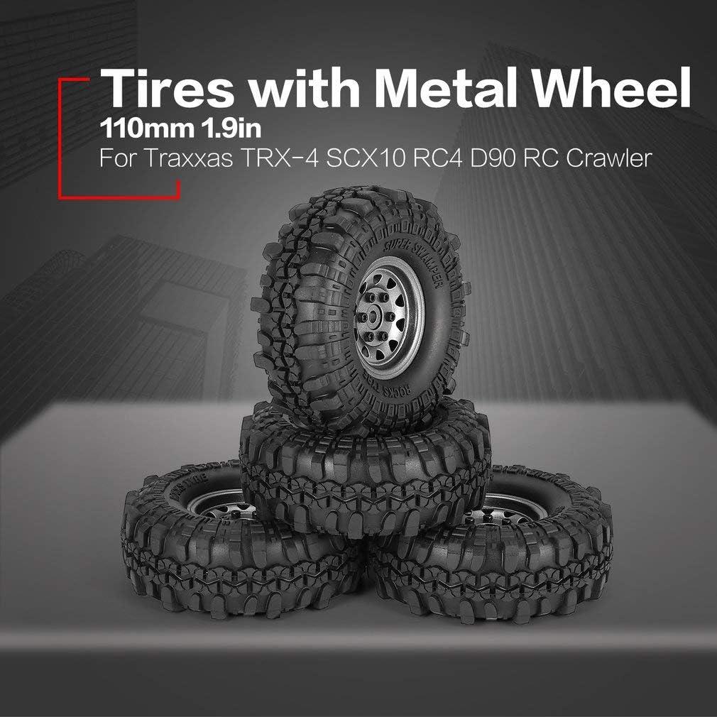 Neumático de 1.9 Pulgadas, neumáticos de 110 mm, neumático ...