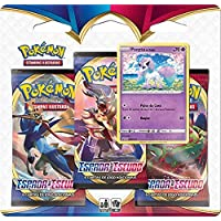 Triple Pack Pokémon Ponyta Espada e Escudo 1