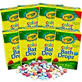 Crayola Bath Dropz (64 Tablets) Review
