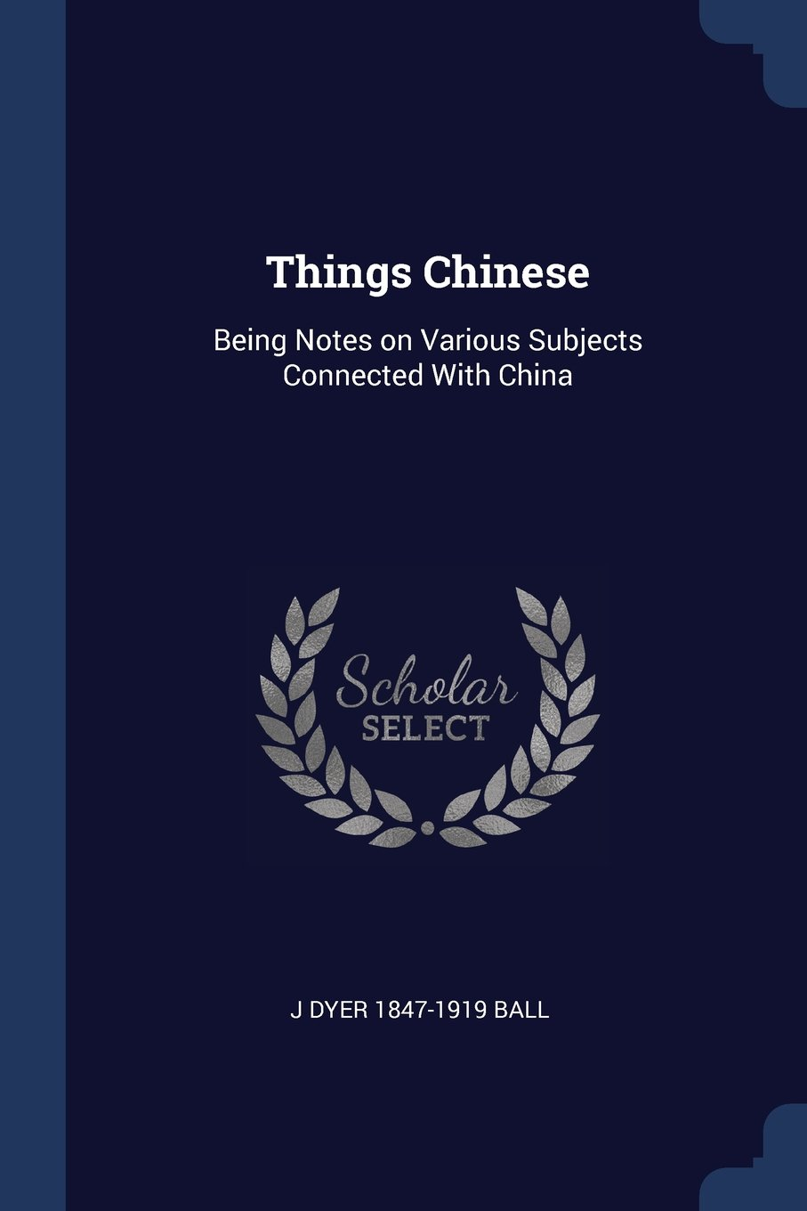 Things Chinese: Being Notes on Various Subjects Connected With China PDF Text fb2 book