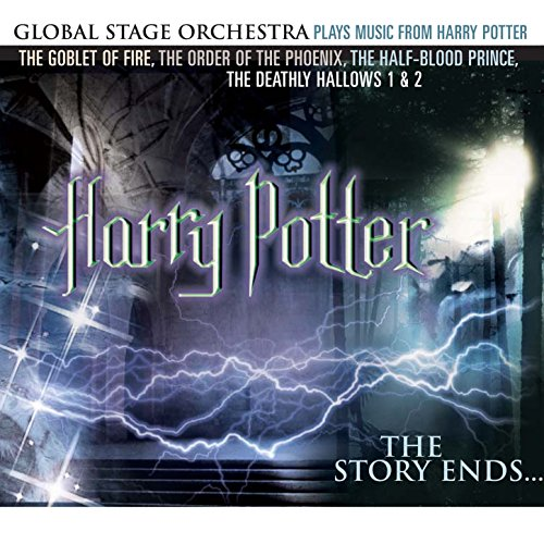 The Story Ends: Music from Harry Potter & Deathly Hallows 1&2, Half-Blood Prince, Order of the Phoenix, Goblet of Fire (Harry Potter And The Goblet Of Fire Music)