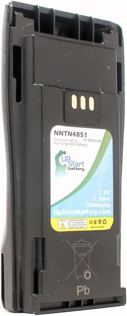 Ni-MH Battery For Motorola CP150 CP200 CP200D EP450 PR400 Radius Radios NNTN4851