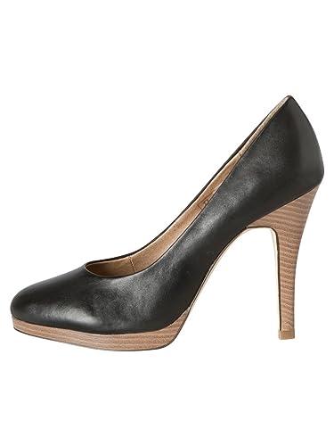 Pieces Damen Schuhe 17041689/Ashley Leather Pump (41) Pieces vKfXoiAvL5