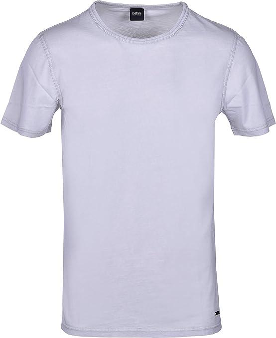 Hugo Boss Tokks - Camiseta plateado S: Amazon.es: Ropa y accesorios