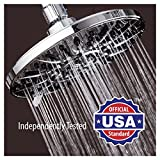 7 setting shower head - AquaDance High-Pressure 6 Setting 7