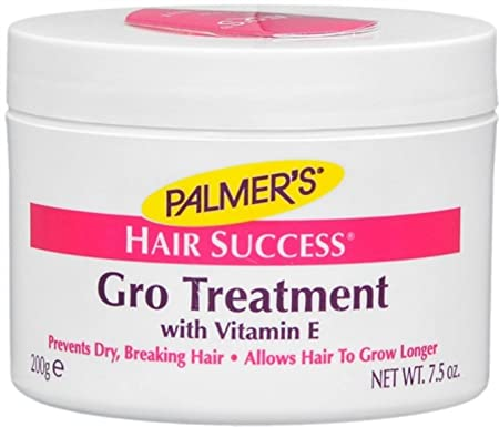 Palmer s Hair Success Gro Treatment With Vitamin E 7.50 oz Pack of 2