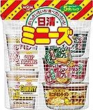 日清 ミニーズ東 205g(5食パック)