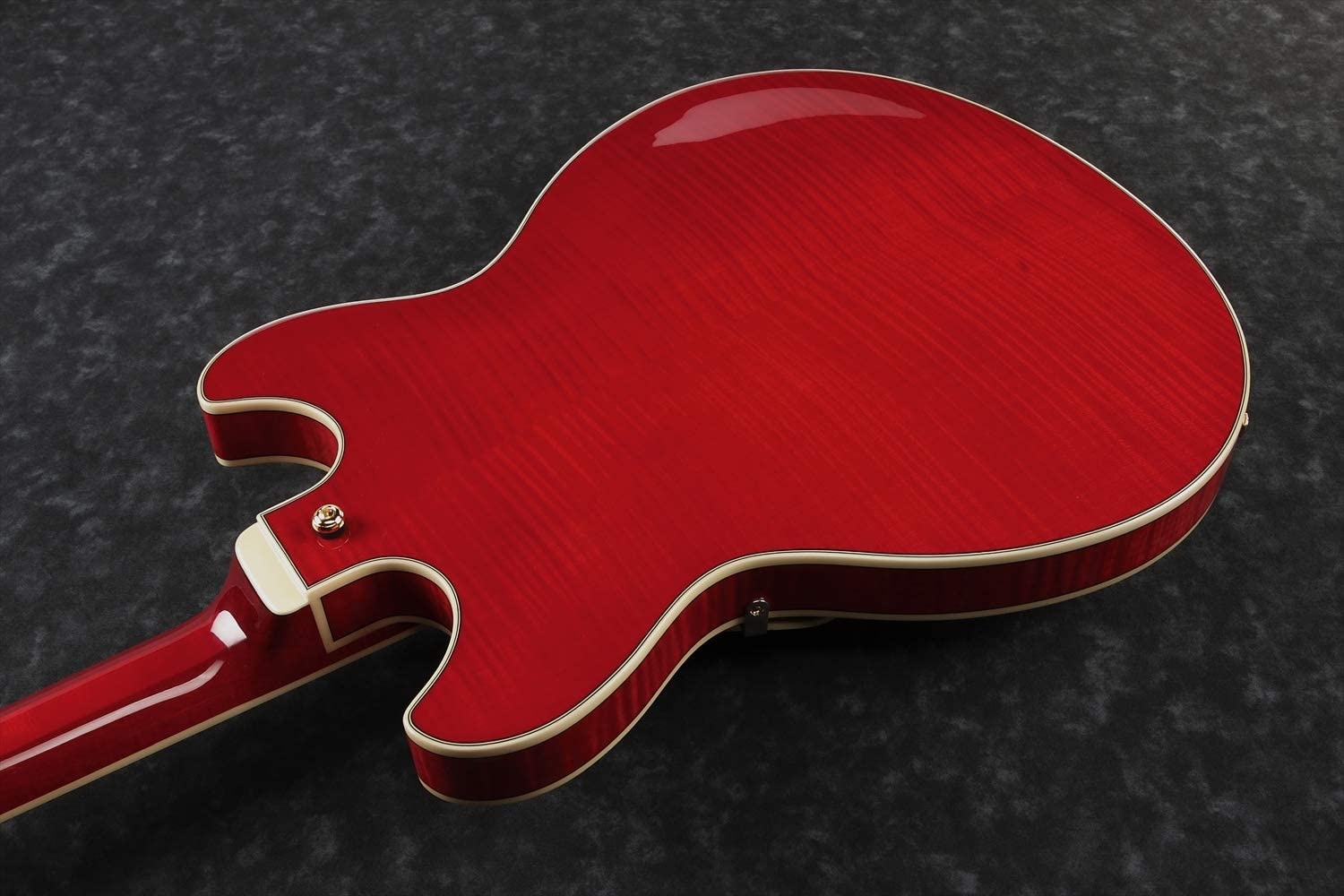 Ibanez Artcore Expressionist AS93FM Transparent Cherry Red