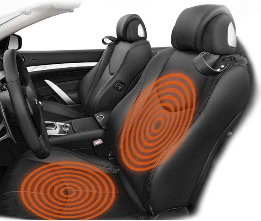 AMPIRE HEAT200-24V Sitzheizung 2-stufig schaltbar mit Thermostat 24V