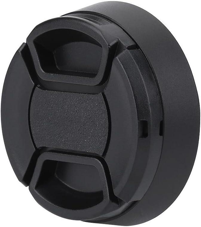 43mm Black Metal Lens Hood with Plastic Lenses Cap for Leica Photography Accessory Simlug Lens Hood,Lens Hood with Cap Lens Hood with Cap