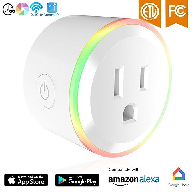 Review Mini Wifi Smart Plug