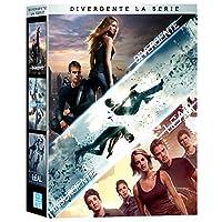 Divergente. La Serie Blu-Ray