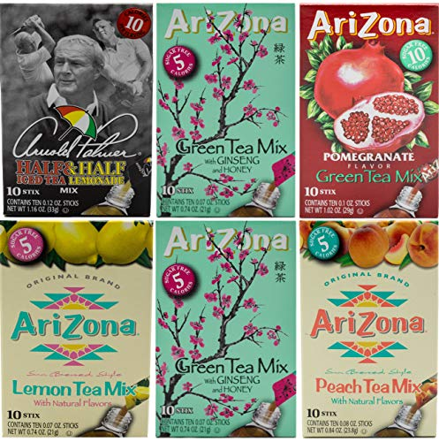 AriZona Assorted Pomegranate Serving Packets