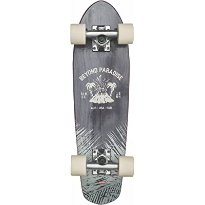 Globe Skateboards Bantam Evo Cruiser Complete Skateboard, Black Maple : Sports & Outdoors