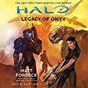 HALO: Legacy of Onyx Audiobook by Matt Forbeck Narrated by Scott Brick