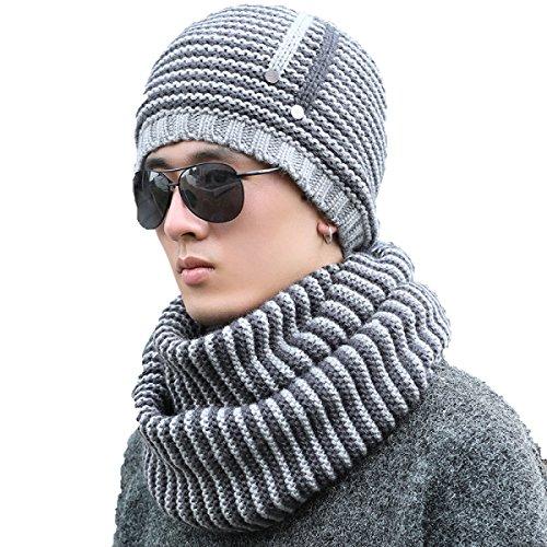 Oreja Unisex Caliente De Mujer Unisex Hombre De Bombardero Invierno Estilo Para Para De Sombrero Ruso Gray De Invierno Aleta pwq1f1