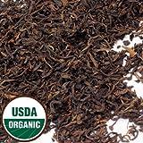 Black Tea: Pu'erh Leaf (Organic)