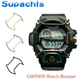 Supachis 316L Stainless Steel Material Wire Watch Guard Protector Compatible with Casios GW9400 Watch Screen Protectors Watch