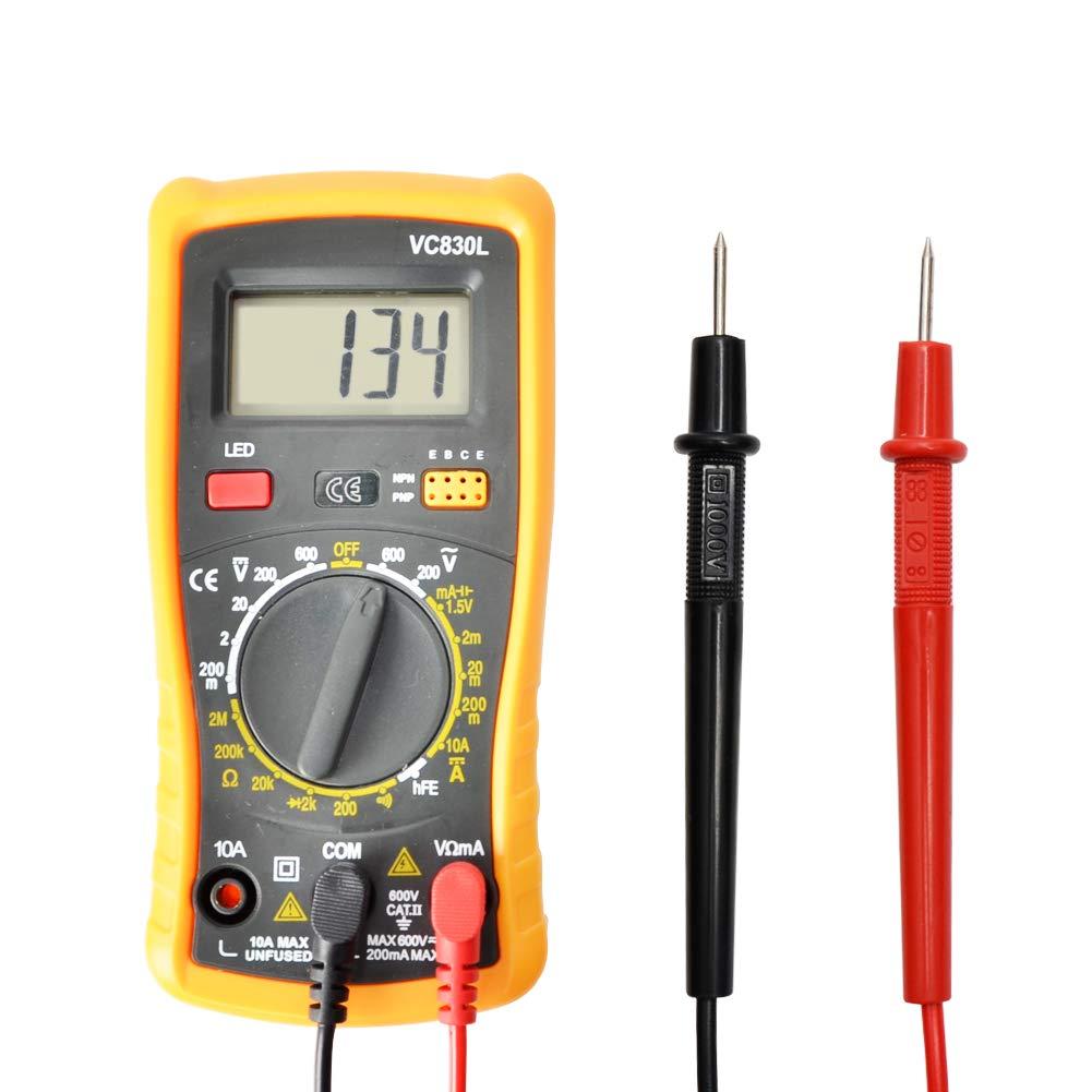 digital multimeter pocket multimeters multi tester voltmeter ammeter