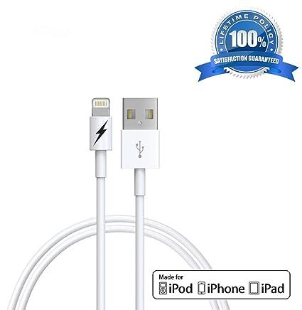 Iphone 5s Lightning Cable Original: Amazon.com: [Apple MFi Certified] iPhone 5 6 6 Charging Cable. 8-pin rh:amazon.com,Design