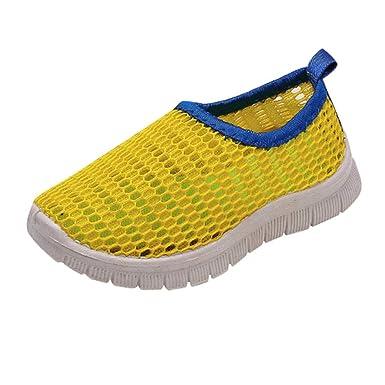 Berimaterry Zapatos Lona Bebé Zapatillas Bebe Primeros Pasos para ...