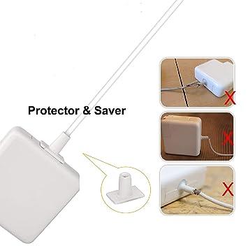 Amazon.com: Cargador de Macbook protector – Cable Saver ...