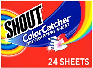 Shout Color Catcher 24Count, 12 Pack
