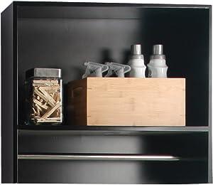 Foremost BECS2712 Berkshire Espresso Laundry Wall Shelf