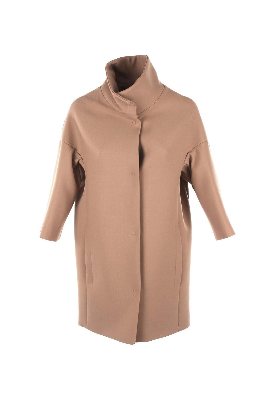 PARIS LONDON Cappotto Donna 48 Cammello Elia Amburgo Autunno Inverno 2018/19