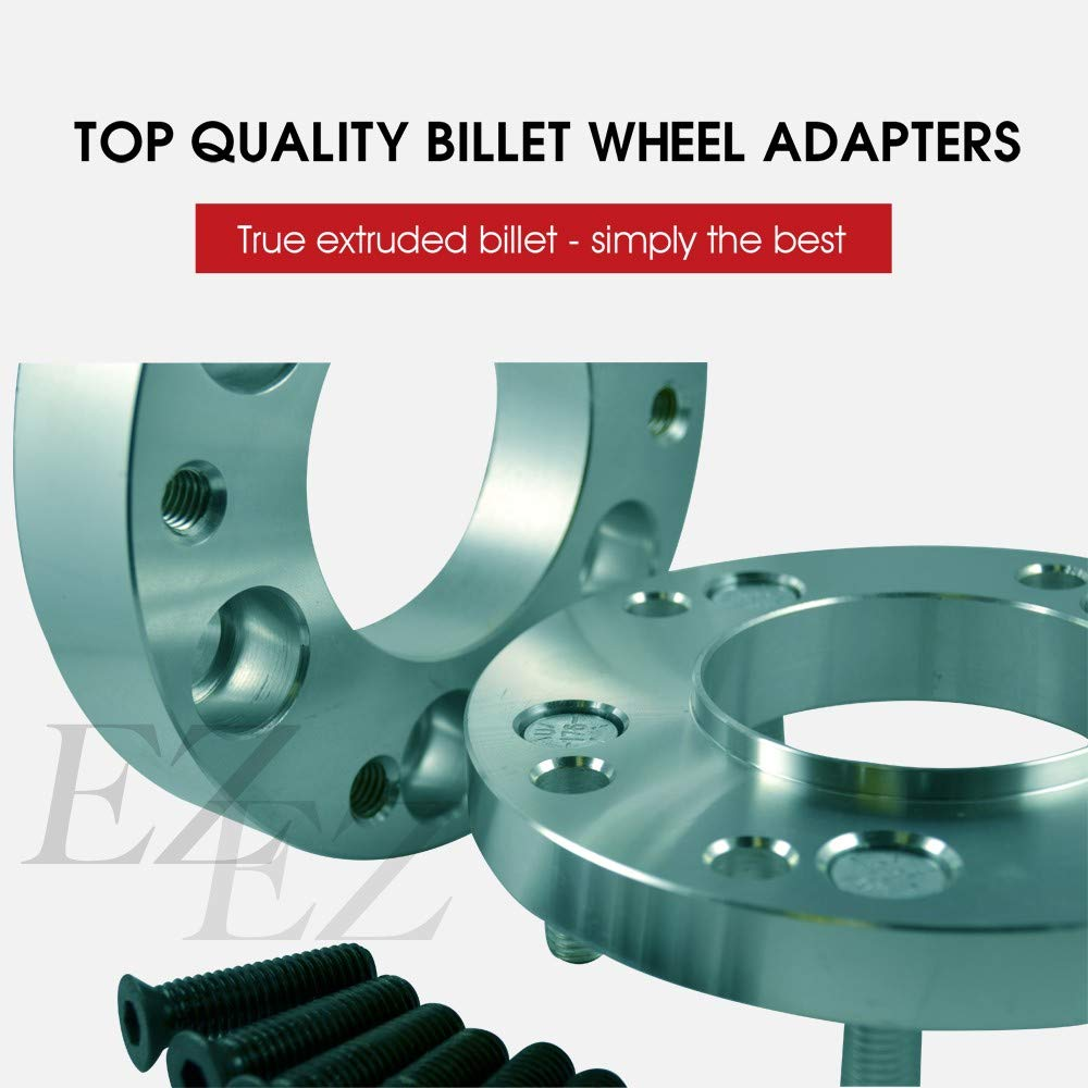 Wheel Adapter 5 Lug 127mm to 8 Lug 165.1mm Pair E Century