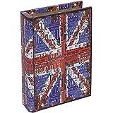 Book Box Londres em MDF - 18x13,5