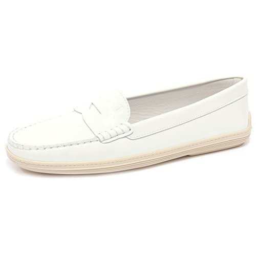 Tods - Mocasines para mujer blanco Bianco blanco Size: 36
