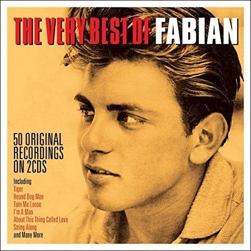 The Very Best Of Fabian - - 4 Fabian
