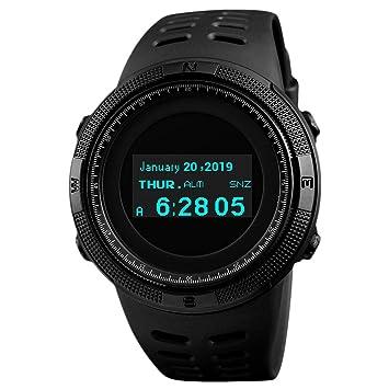 Reloj GPS Multisport, reloj deportivo digital, reloj militar para exterior, para hombres,