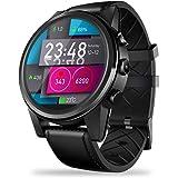 Samsung Gear S Montre GPS Noir/Bleu pour Smartphone: Amazon.fr: High-tech