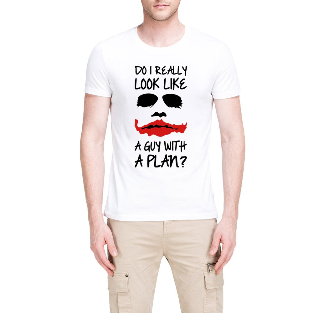 Loo Show S A Guy With A Plan Casual T Shirts Tee