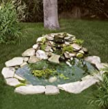 Pond Kit w/3 Tier Cascade 3' x 4'