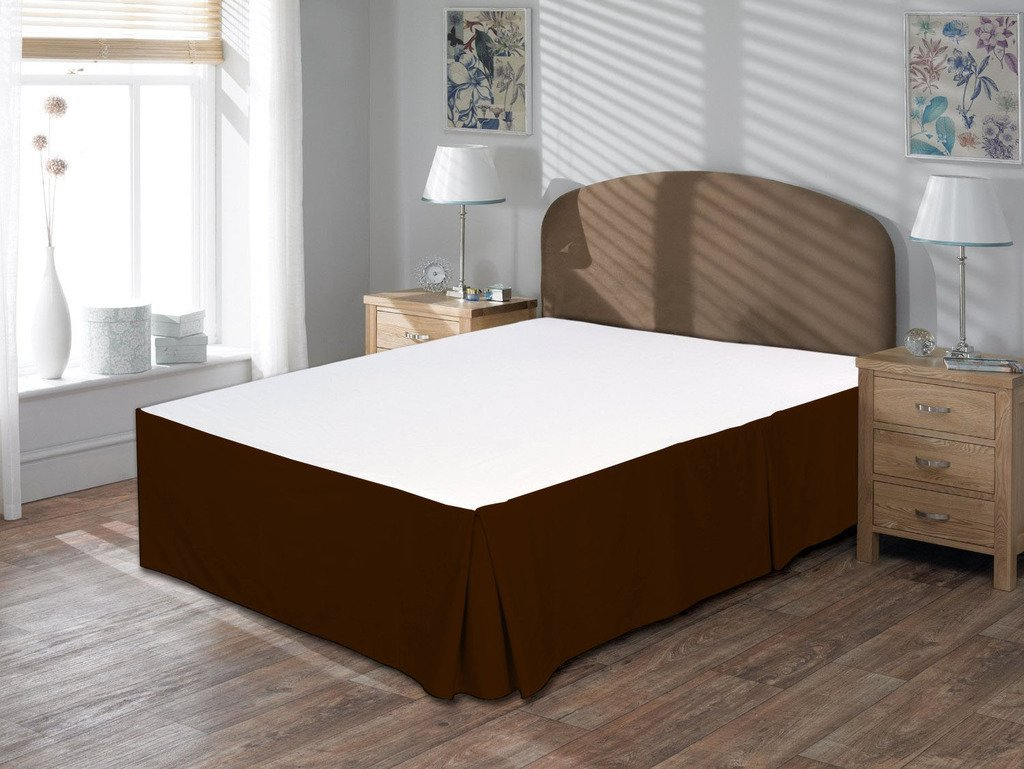 900 thread-count 1pc bed-skirt 17