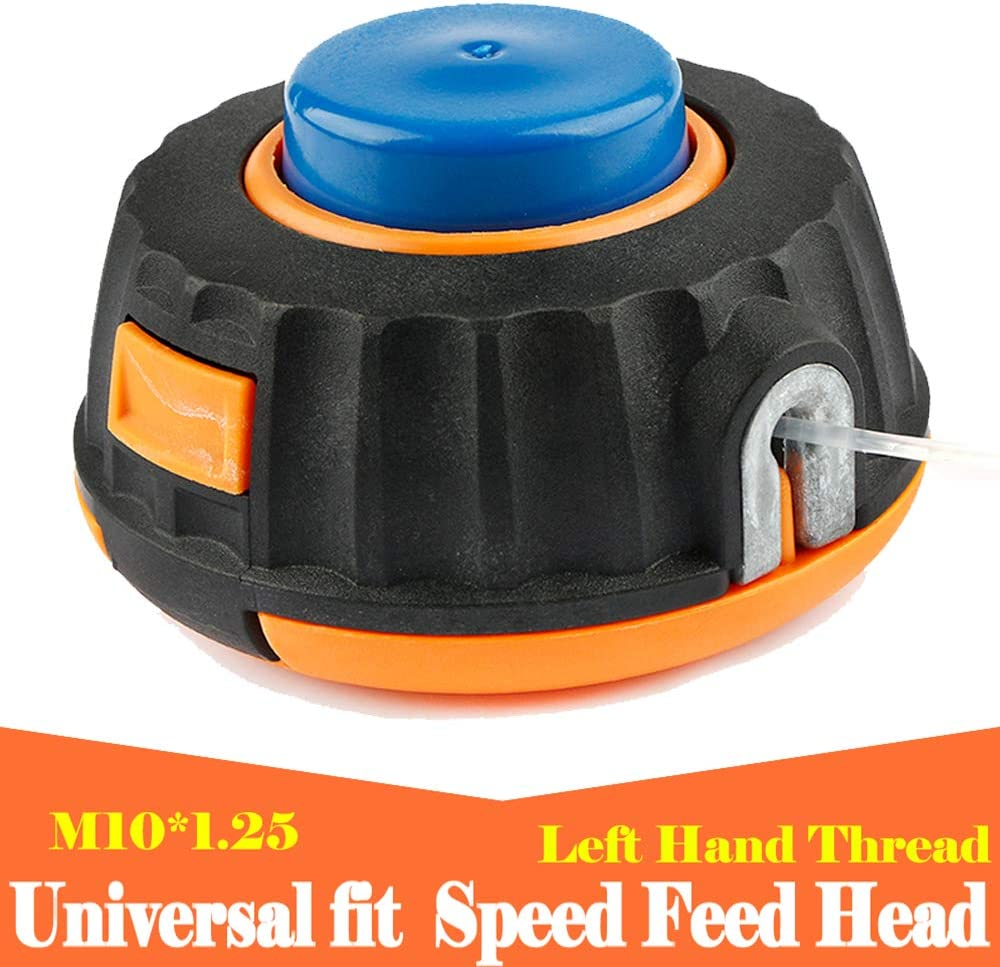 String Trimmer Head Fit Poulan Weedeater MX557 P4500 PP125 PP136E 537419211 NEW