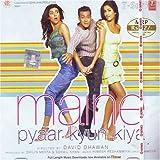 Maine pyar kyon kiya(Hindi Music/ Bollywood Songs / Film Soundtrack / Salman Khan / Katrina Kaif/ Sushmita Sen / Various Artists / Himesh Reshammiya )