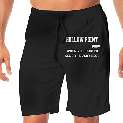 2a658b59f839 Amazon.com: Hollow Point Send The Very Best Men's Classic Summer ...