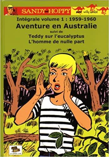 56fe655bd155 Sandy et hoppy tome 1   1958-1  Amazon.co.uk  Willy  9782350072326 ...