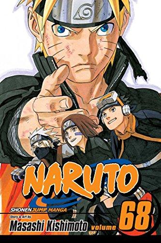 Naruto, Vol. 68 - Manga Kakashi Naruto