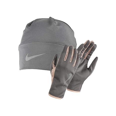 acquista per il meglio piuttosto bella a piedi a Nike Run Dry Cappello e Guanti da Donna: Amazon.it: Sport e ...