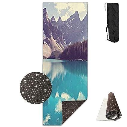 Amazon.com: KJDHAPI2 Moraine Lake In Banff National Park ...