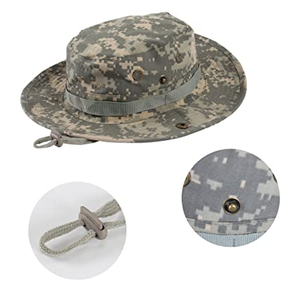 cd739dd52c8b3 vanki 1 pc Useful Tactical Head Wear Boonie Jungle Hat Cap For Wargame  Sports
