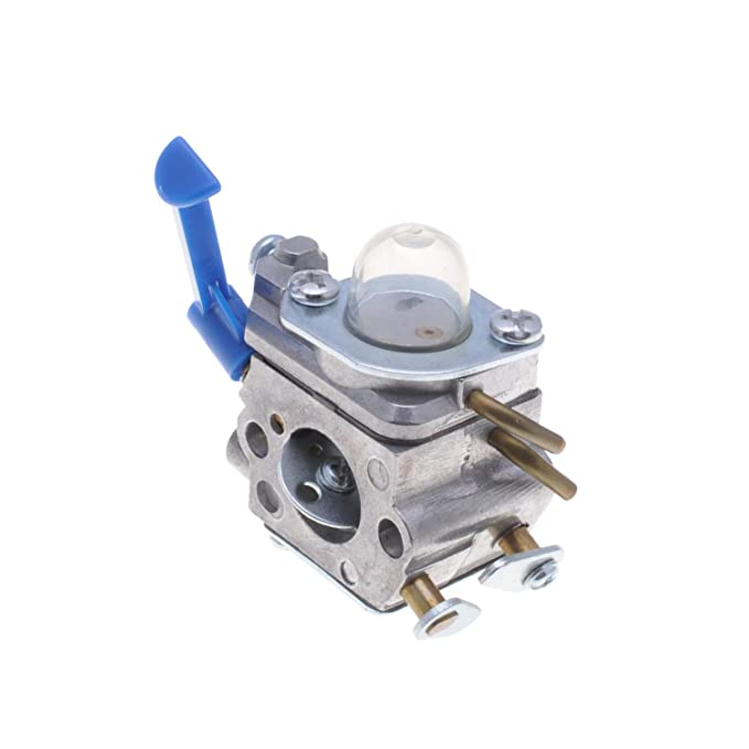Carburador desbrozadora cortabordes Husqvarna 124, 125 y 128 ...