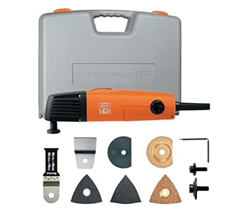 Fein MSXE-636-2RS MultiMaster Variable Speed Tool with 9