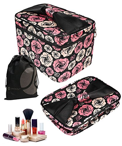 JAVOedge Toiletry Cosmetic Storage Pockets product image