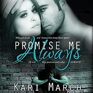 Promise Me Always Audiobook